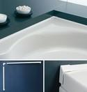 Пластиковый бордюр Kolpa-san для ванны 2х195 см