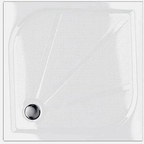 Душевой поддон Alpen  VIRTUS мраморный квадратный
