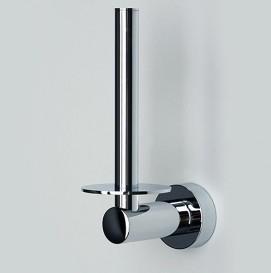 Держатель туалетной бумаги вертикальный Wasser Kraft K-9497