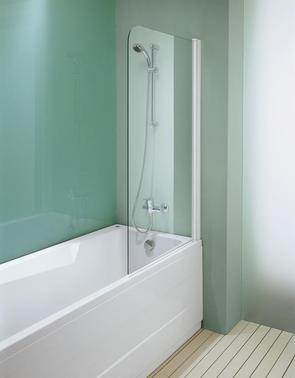Душевая шторка на ванну Kolpa-san Sole TP 75