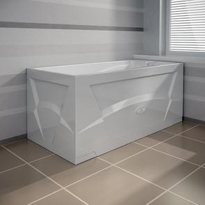 Ванна акриловая Vanessa Орнела 150х70