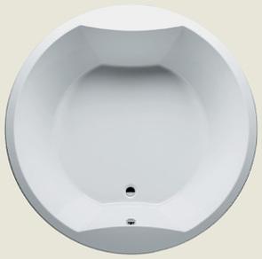Ванна акриловая Riho Colorado круглая D=180