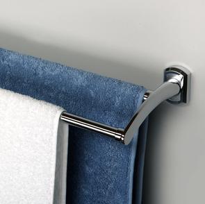 Штанга для полотенец двойная Wasser Kraft K-3040