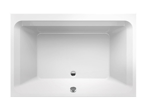 Ванна акриловая Riho Castello 180х120х51/335 л