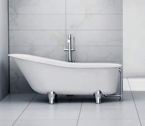 Слив-перелив для ванны BelBagno арт. BBBAFS-OVF-CRM, хром