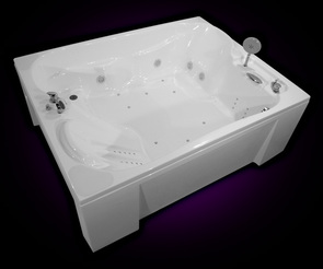 Ванна акриловая Акватика ТОКИО 190x150