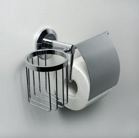 Держатель туалетной бумаги и освежителя Wasser Kraft K-6259