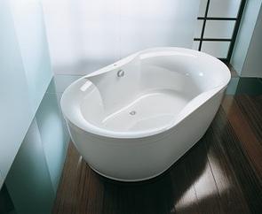 Ванна акриловая Kolpa-san Gloriana 190х110 Basis