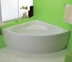Ванна акриловая Kolpa-san ROYAL 140х140 BASIS
