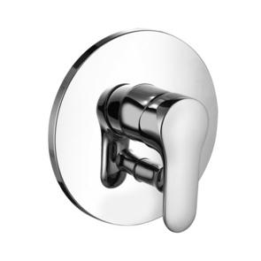 Встраиваемый смеситель для ванны и душа Kludi Objekta 326500575, внешняя часть