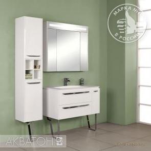 Мебель для ванной АКВАТОН Блент 80 белый